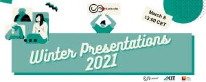 SUGAR Winter Presentations 2021