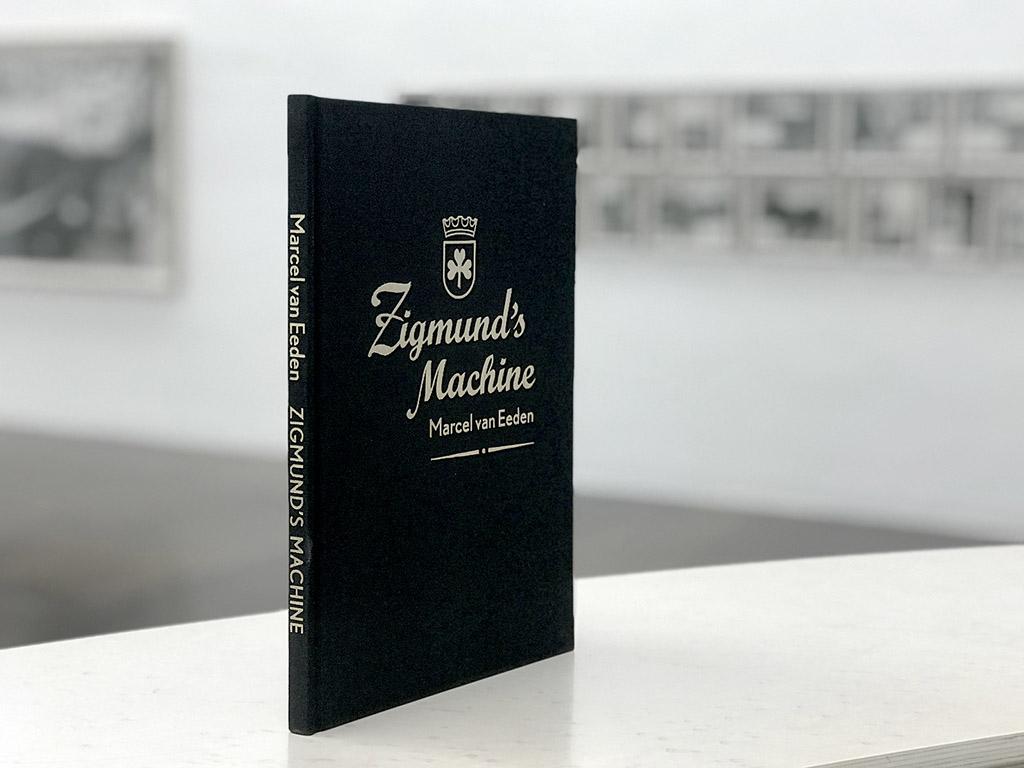 Zigmund's Machine Book